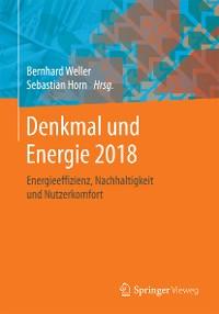 Cover Denkmal und Energie 2018