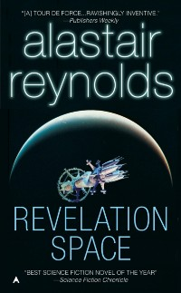 Cover Revelation Space
