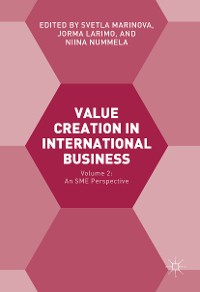 Cover Value Creation in International Business