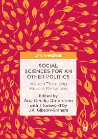 Cover Social Sciences for an Other Politics