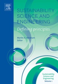 Cover Sustainability Science and Engineering