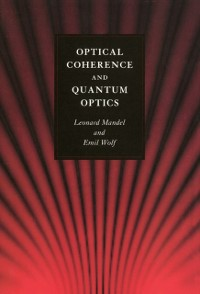 Cover Optical Coherence and Quantum Optics
