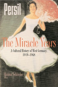 Cover The Miracle Years