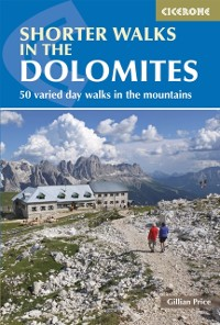 Cover Shorter Walks in the Dolomites