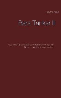 Cover Bara Tankar III