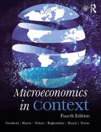 Cover Microeconomics in Context