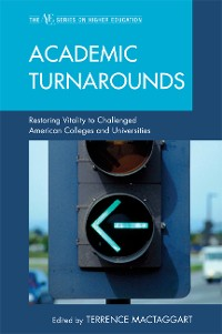 Cover Academic Turnarounds