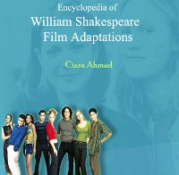 Cover Encyclopedia of William Shakespeare Film Adaptations