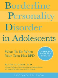 Cover Borderline Personality Disorder in Adolescents