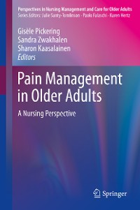 Cover Pain Management in Older Adults