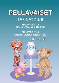 Cover Pellavaiset, Tarinat 7 & 8