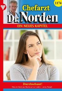 Cover Chefarzt Dr. Norden 1174 – Arztroman