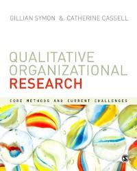 Cover Qualitative Organizational Research