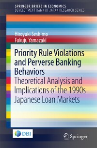 Cover Priority Rule Violations and Perverse Banking Behaviors