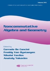 Cover Noncommutative Algebra and Geometry