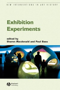 Cover Exhibition Experiments