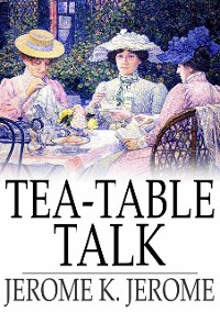 Cover Tea-Table Talk