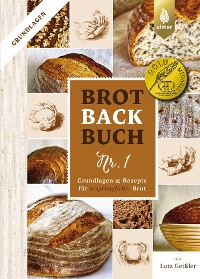 Cover Brotbackbuch Nr. 1