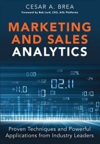 Cover Marketing and Sales Analytics