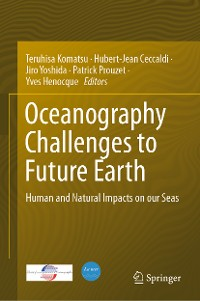 Cover Oceanography Challenges to Future Earth