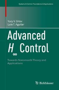 Cover Advanced H∞ Control