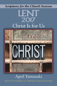 Cover Christ Is for Us [Large Print]