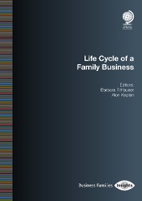 Cover Life Cycle of a Family Business