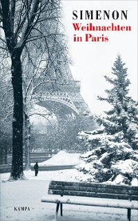 Cover Weihnachten in Paris
