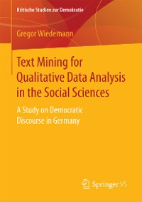 Cover Text Mining for Qualitative Data Analysis in the Social Sciences