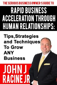 Cover Rapid Business Acceleration Through Human Relationships