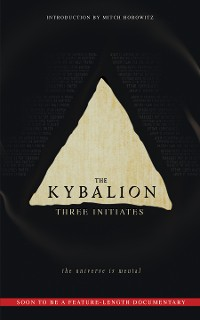 Cover The Kybalion