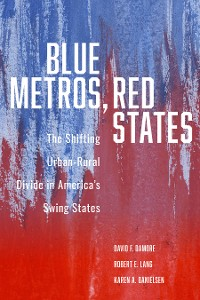Cover Blue Metros, Red States