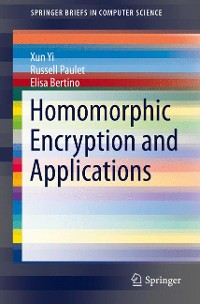Cover Homomorphic Encryption and Applications
