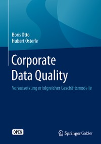 Cover Corporate Data Quality