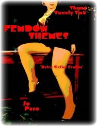 "Cover Femdom Themes - Theme Twenty Two - ""Retro Sixties Erotica"""