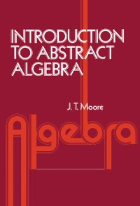 Cover Introduction to Abstract Algebra