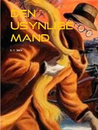 Cover Den usynlige Mand