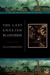 Cover The Last English Plantation