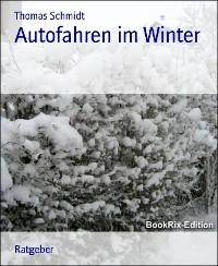 Cover Autofahren im Winter