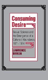Cover Consuming Desire