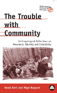 Cover The Trouble with Community