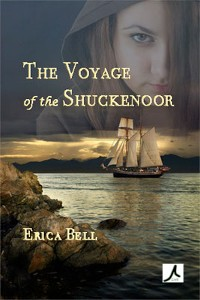 Cover The Voyage of the Shuckenoor