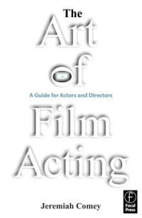 Cover Art of Film Acting