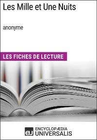 Cover Les Mille et Une Nuits (anonyme)