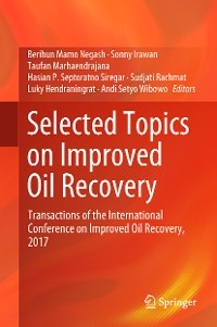 Cover Selected Topics on Improved Oil Recovery
