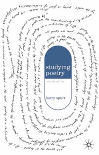 Cover Studying Poetry