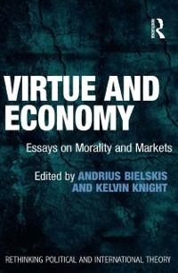 Cover Virtue and Economy