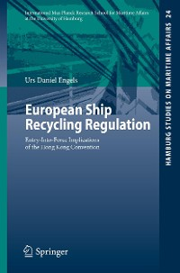 Cover European Ship Recycling Regulation