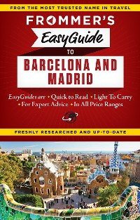 Cover Frommer's EasyGuide to Barcelona and Madrid