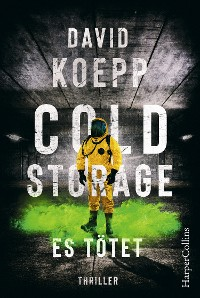 Cover Cold Storage - Es tötet